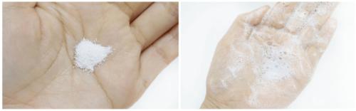 Textura de Enzyme Washing Powder