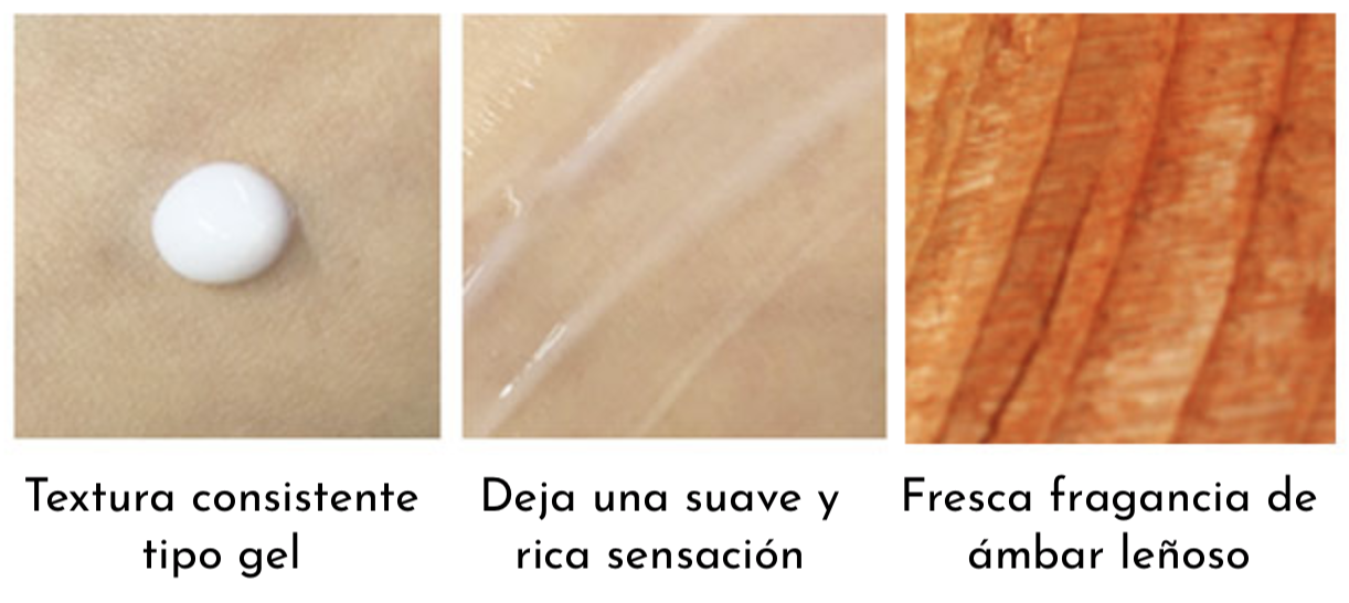 Textura de THELAVICOS Homme Multi Emulsion