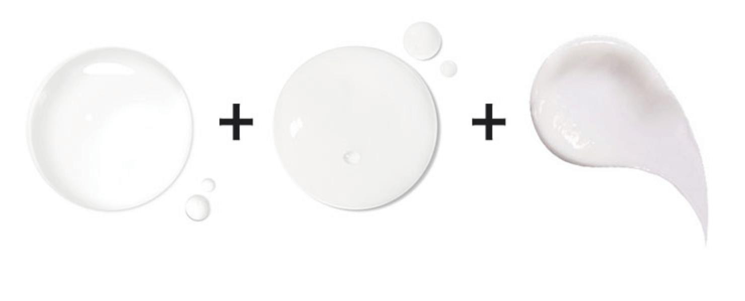 Imagen que ilustra los tres productos en la esencia de THELAVICOS Homme Special Set