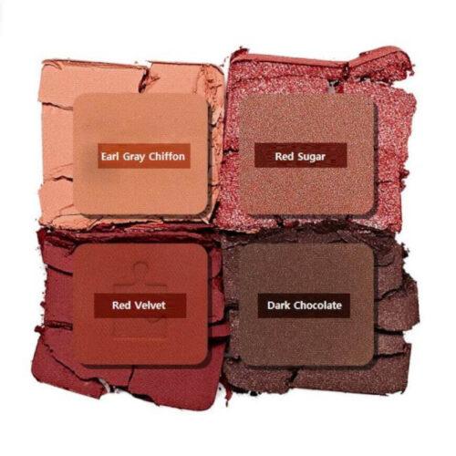 Holika Holika Piece Matching Palette 01 Red Velvet 1