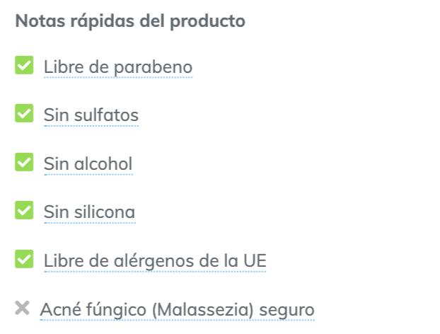 Round Lab 1025 Dokdo Cleanser - Notas Rapidas Del Producto